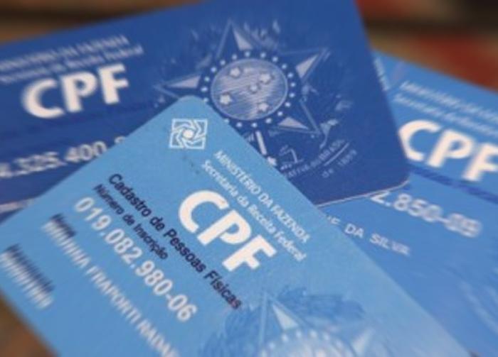 Consulta de CNPJ ou CPF